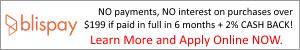 Blispay Financing